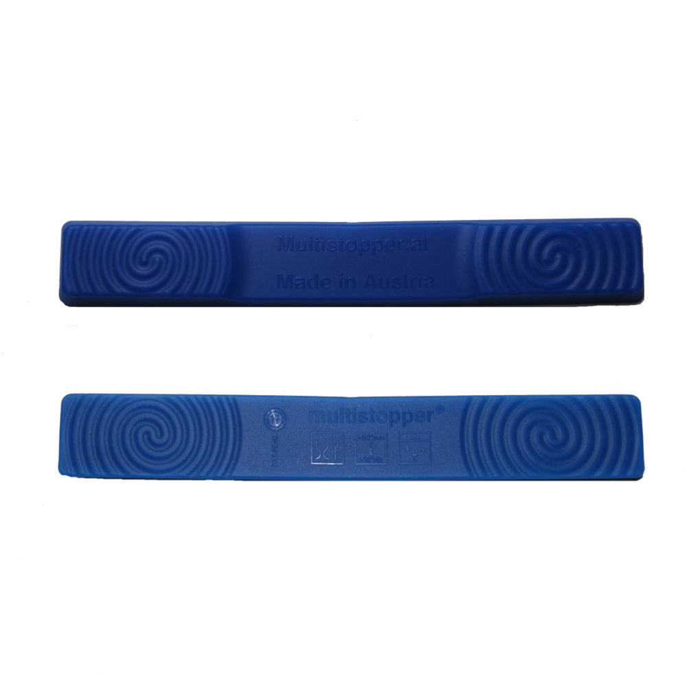 Multistopper blau